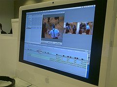 Video editing photo by YuvalH