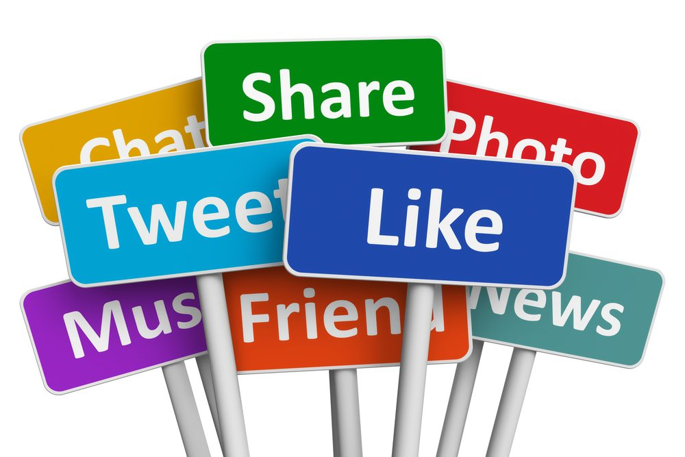 Using social media for daily reporting